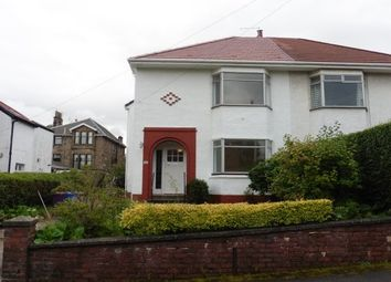 Thumbnail 3 bedroom semi-detached house to rent in Bradfield Avenue, Glasgow
