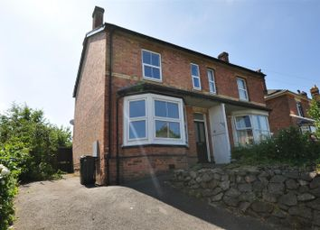 Thumbnail 3 bed semi-detached house to rent in Worcester Road, Malvern