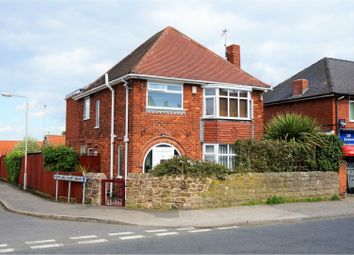 Thumbnail 3 bed detached house for sale in Albert Street, Mansfield Woodhouse