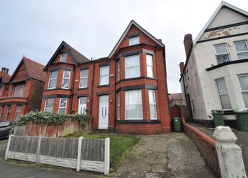 Thumbnail 5 bed semi-detached house for sale in Park Road East, Birkenhead
