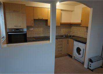 Thumbnail 1 bed flat to rent in Polperro Way, Hucknall, Nottingham