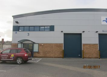 Thumbnail Warehouse to let in Praetorian Place, Redhill
