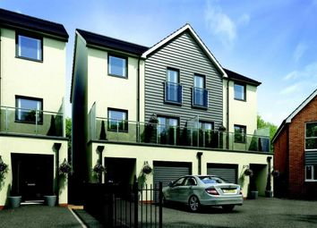Thumbnail 4 bed semi-detached house for sale in Harold Hines Way, Stoke-On-Trent