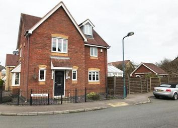 Thumbnail 4 bed link-detached house for sale in Benmore Rise, Westcroft, Milton Keynes, Bucks