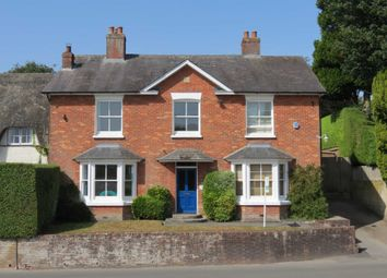 Thumbnail 4 bed semi-detached house for sale in High Street, Burbage, Marlborough