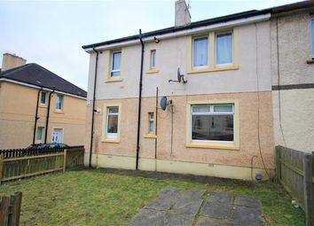 Thumbnail 2 bed flat for sale in Sunnyside Avenue, Holytown, Motherwell