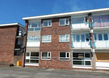 Thumbnail 1 bedroom flat for sale in 26 Riversdale House Stakeford, Choppington, Northumberland