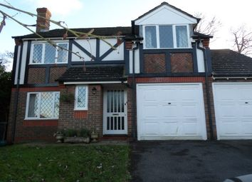 Thumbnail 4 bedroom property to rent in Ward Close, Wadhurst