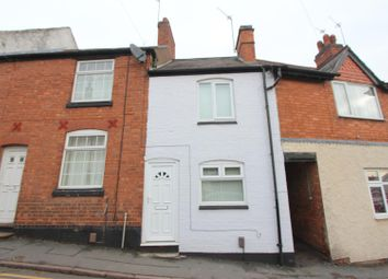 Thumbnail 1 bed terraced house for sale in Chapel Street, Barwell, Leicester