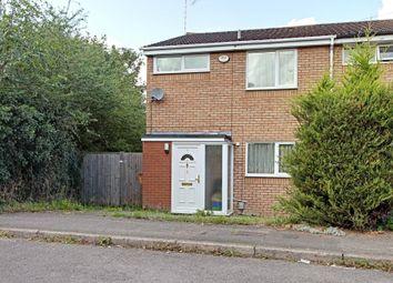 Thumbnail 3 bedroom end terrace house for sale in Ashburnham Walk, Stevenage