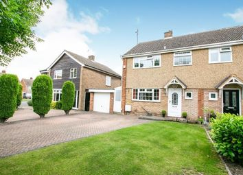 Thumbnail 3 bed semi-detached house for sale in Whitehill Road, Barton-Le-Clay, Bedford, Bedfordshire