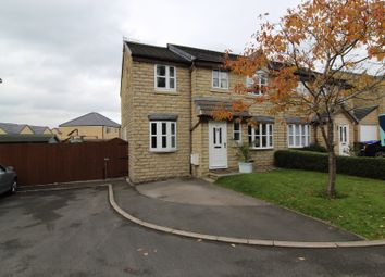 Thumbnail 4 bed semi-detached house for sale in Knotts Drive, Colne