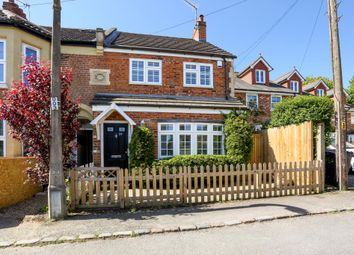 Thumbnail 4 bed semi-detached house to rent in Bowden Road, Ascot