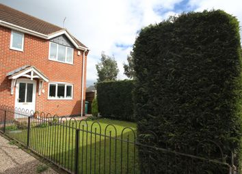 Thumbnail 3 bed semi-detached house for sale in Majolica Mews, Swadlincote, Derbyshire