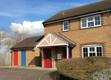 Thumbnail 1 bed maisonette for sale in Stanley Webb Close, Sawston, Cambridge