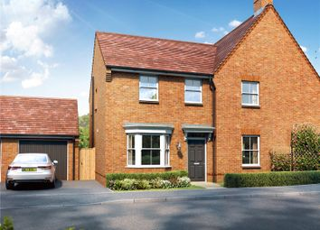 The Brick Station, Off Martin Street, Bishops Waltham, Hampshire SO32. 3 bed semi-detached house for sale