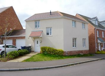 Thumbnail 3 bedroom link-detached house for sale in Loves Farm, St Neots, Cambridgeshire