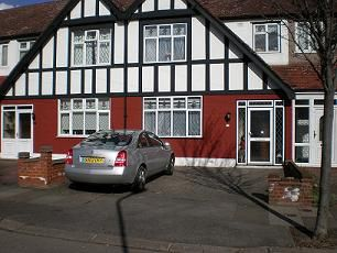 Thumbnail 3 bed end terrace house to rent in Otley Drive, Gants Hill