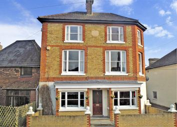 Thumbnail 6 bed link-detached house for sale in Church Street, Burham, Rochester, Kent