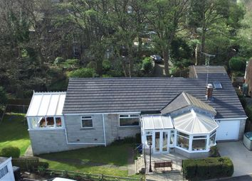 Thumbnail 4 bed bungalow for sale in Healey Wood Grove, Rastrick, Brighouse