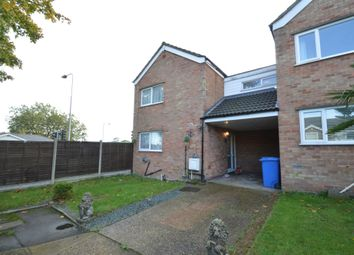 3 bed link-detached house for sale in Waltham Close, Ipswich IP2
