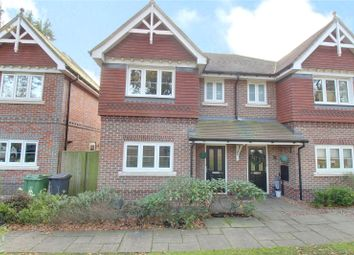 3 bed semi-detached house for sale in Crawley Hill, Camberley GU15
