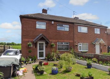 Thumbnail 3 bed semi-detached house for sale in East Street, Weston Coyney, Stoke-On-Trent