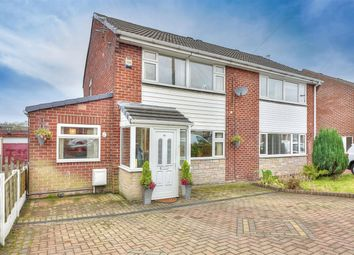 Thumbnail 4 bed semi-detached house for sale in Brown Lodge Street, Littleborough