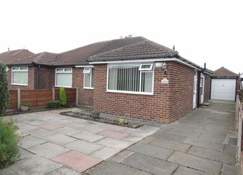Thumbnail 2 bedroom semi-detached bungalow for sale in Mansfield Avenue, Denton, Manchester