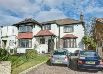 Thumbnail 4 bedroom detached house for sale in Pollards Hill West, London