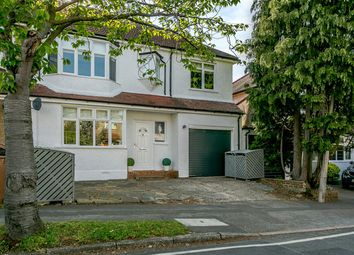 Thumbnail 4 bedroom semi-detached house for sale in Fieldsend Road, Cheam, Cheam
