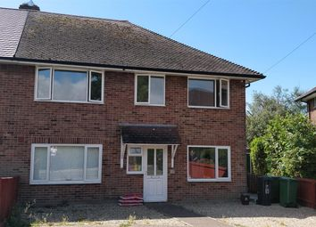 Thumbnail 2 bed flat to rent in Granby Close, Weymouth
