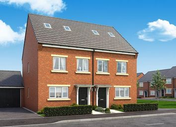 "Thumbnail 4 bedroom property for sale in ""The Ashford At Fairway"" at Mcmullen Road, Darlington"