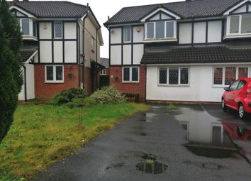 Thumbnail 3 bed semi-detached house for sale in Tudor Gardens, Neath