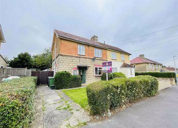 Thumbnail 3 bed semi-detached house for sale in Barnwell Road, Melksham
