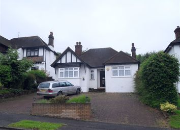 Thumbnail 3 bed bungalow to rent in Coombe Wood Hill, Purley