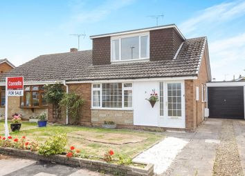 Thumbnail 3 bed semi-detached bungalow for sale in Oak Drive, Wheaton Aston, Stafford
