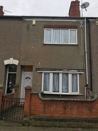 Thumbnail 3 bed terraced house for sale in Stanley St, Grimsby