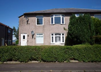 Thumbnail 2 bed flat for sale in Kilmorie Drive, Rutherglen, Glasgow