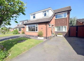 Thumbnail 3 bed detached house for sale in Leconfield Road, Loughborough