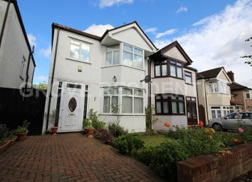 Thumbnail 3 bed semi-detached house to rent in Fairfield Avenue, Edgware, Middlesex