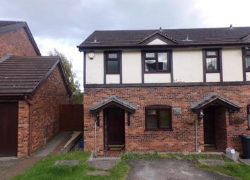 Thumbnail 2 bed terraced house for sale in Cae Gwenith, Greenfield, Holywell, Flintshire