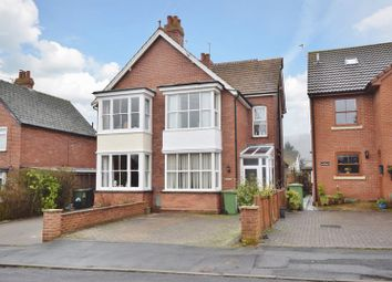 Thumbnail 3 bed semi-detached house for sale in Weston Grove, Ross-On-Wye