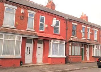 3 bed terraced house for sale in York Avenue, Manchester M16