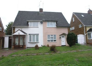 Thumbnail 2 bedroom semi-detached house to rent in Russells Hall Road, Dudley