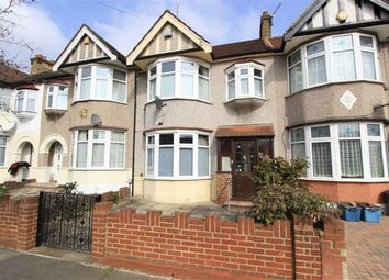 Thumbnail 3 bed terraced house for sale in Suffolk Road, Ilford, Essex