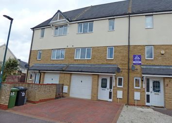 Thumbnail 5 bed town house for sale in Clement Drive, Sugar Way