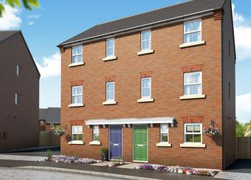 "Thumbnail 4 bed property for sale in ""The Yew At Mill Farm, Tibshelf"" at Mansfield Road, Tibshelf, Alfreton"