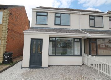 Thumbnail 3 bed semi-detached house for sale in Humberstone Lane, Thurmaston, Leicester