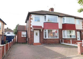 Thumbnail 3 bed semi-detached house for sale in Windermere Road, Off Wigton Road, Carlisle